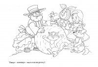 Dramatic Play, Stories For Kids, Conte, Line Drawing, Free Pictures, Coloring Pages, Stencils, Wonderland, Kindergarten