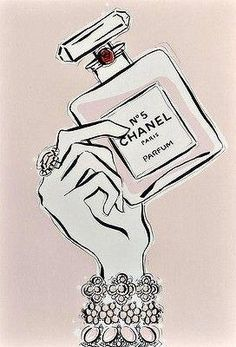 .chanel goes pink