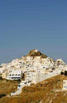 ΑΝΑΦΗ - ANAFI, Greece