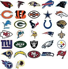 image result for nfl printable logos