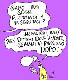 I sogni....di Cavezzali