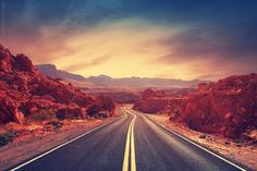 the road to..