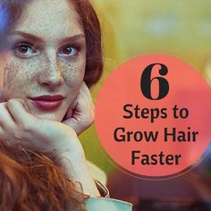 Steps to Grow Hair Faster