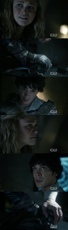 BELLARKE ❤️ Its means wayyy more than a kiss