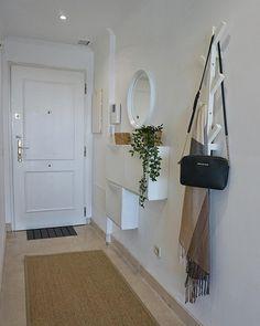 25 ideas sobre cómo decorar un recibidor pequeño con muy buen gusto