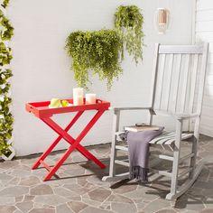 Chaise de jardin pliable grise - Youk - Chaises de jardin-Salon de ...