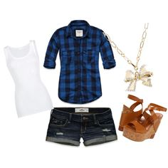 love everything about this outfit, except the shoes, ill stick with my converse <3