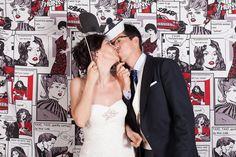 Photocall para bodas, divertidos y sorpendentes