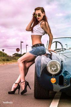 Proudly South African Model: Miss Scarlett Photographer Joash Moonsamy of Heart media #proudlysouthafrican #durbanmodel #altmodel #missscarlett #altpinup #redhead #heartmedia #shelby #blueshelbycobra #pinup #heartmedia