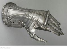 Gauntlet, Germany, c. 1535 - c. 1540