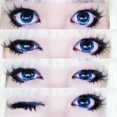 (31) circle lenses | Tumblr