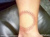 laces tattoo