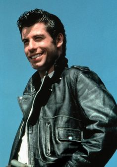 Grease, I luv him and this movie!!