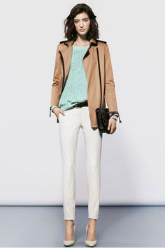 Mango trench + more great spring jackets