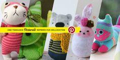 Socks doudou : 15 façons créatives de recycler ses chaussettes • Hellocoton.fr