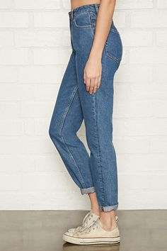 Mom Jeans | Forever 21 - 2000154070 More