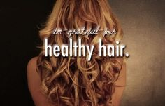 be good to your hair