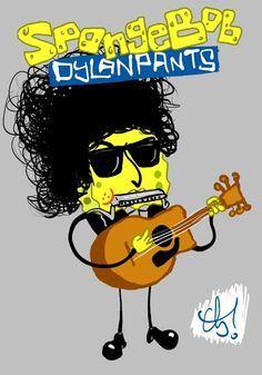 bob dylan pant s :) Mr Tambourine Man, Bob Music, What About Bob, Happy 80th Birthday, Cartoon Jokes, Cartoons, Joan Baez, Guy Friends, Music Humor
