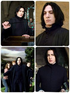Using youthful filter on Snape after all this time.   https://twitter.com/aliru_cos/status/930055443522633728