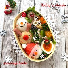 Kawaii, Bento Box Lunch, Cute Food, Japanese Food, Fruit Salad, Acai Bowl, Oatmeal, Cooking Recipes, Breakfast