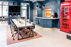 The Swedish Match Corner Office by WorkShop The Retail Agency, Stockholm – Sweden » Retail Design Blog