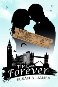 Time And Forever by Susan B James ebook deal
