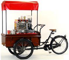 triporteur cafe or