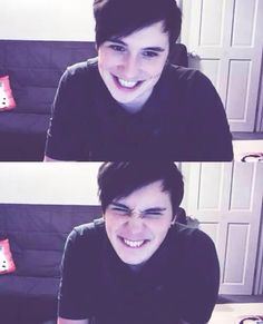 ((Dan Howell)) Hi I'm Dan. *smiles* I'm 22. Single. I'm really into this 'ghost' stuff. Even though it scares the shit out of me... It doesn't help that I'm afraid of the dark too. I'm a dork and awkward as well, but anyway.. If you need anything just ask.