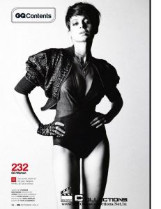 Kangana Ranaut sizzles on the GQ India Magazine October 2014 Cover | BoxOfficeCollections