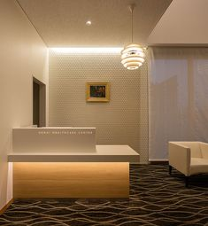 Image result for clinic reception design