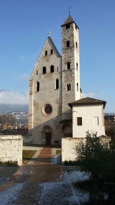 Trento in Winter (Italy)