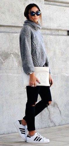 #fall #fashion / cas
