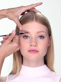 Brow Guru Kristie Streicher Shares Her Defined Brow Technique