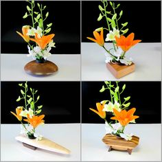 Ikebana - or living flowers - is the Japanese art of floral arrangement. This…