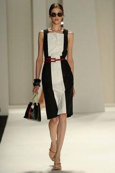 Carolina Herrera Spring 2012.. I would kill for this dress!!!