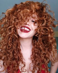 Hair Plus Bare – The sexy hair is only the beginning Korean Hairstyles Women, Redhead Hairstyles, Asian Men Hairstyle, Wig Hairstyles, Japanese Hairstyles, Asian Hairstyles, Loose Curl Perm, Red Hair Trends, Curly Hair Styles