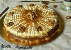 Tort cu morcovi Gem, Desserts, Food, Tailgate Desserts, Deserts, Essen, Jewels, Postres, Meals
