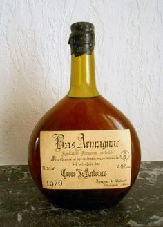 Catawiki online auction house: Bas Armagnac 1970 Armagnac 40% Vol. J. Goudoulin Courrensan Gers
