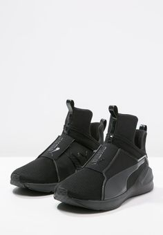 official photos c166a d80ef FIERCE CORE - Sports shoes - black   Zalando.co.uk 🛒. Puma FierceSports  ShoesFree DeliveryBlack ShoesHigh TopsHigh Top SneakersCoreTrainingSneaker