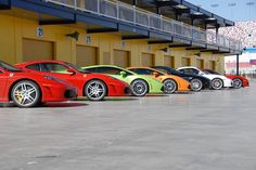 Exotics Racing at Las Vegas Speedway? or is it me acting like papa Giorgio in vegas vacation?