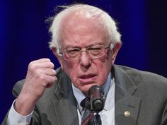 WASHINGTON (AP) — The Latest on Sen. Bernie Sanders' announcement that he is running for president in 2020 (all times local): p. Bernie Sanders' campaign says he has raised more. Democratic Socialist, Democratic Party, Cory Booker, Elizabeth Warren, State Of The Union, Running For President, Presidential Candidates, Bernie Sanders, Donald Trump