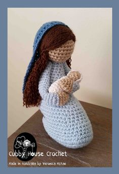 Ravelry: Nativity by Cubby House by Veronica McRae