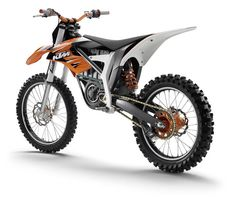 KTM new Electric off road bike!