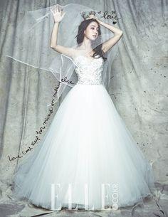 Lee Min Jung - Search The Style, ELLE Korea
