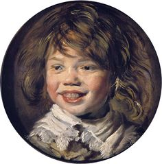 Laughing boy, 1625 Frans Hals