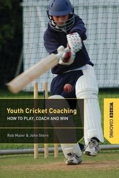 Structuring a coaching session - Keeping the kids interested and involved -  Planning and developing season-long practice programmes - Maintaining interest and participation as players' skill levels develop at different rates - How to get to the next stage as a coach. A broad variety of drills are included - all clearly illustrated with detailed photographs to ensure good technique - and broken down into sections on batting, bowling and fielding.