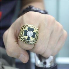 Custom 1986 Boston Celtics Basketball World Championship Ring - Basketball Champs Rings - Customized