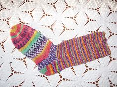 Ravelry: wisewoman's Regia 4 facig Avenue Color Socks