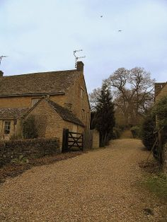 Upper Slaughter, Gloucestershire, England