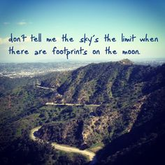 Monday Quote: To The Moon
